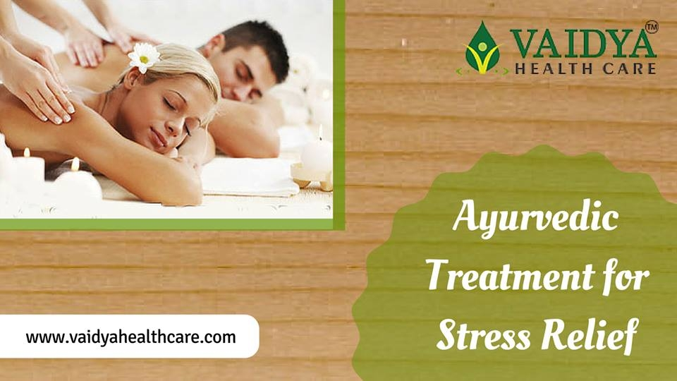 stress relief treatments in ernakulam, kerala